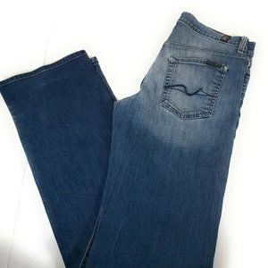 7 Seven For All Mankind Paxtyn Jeans Size 29